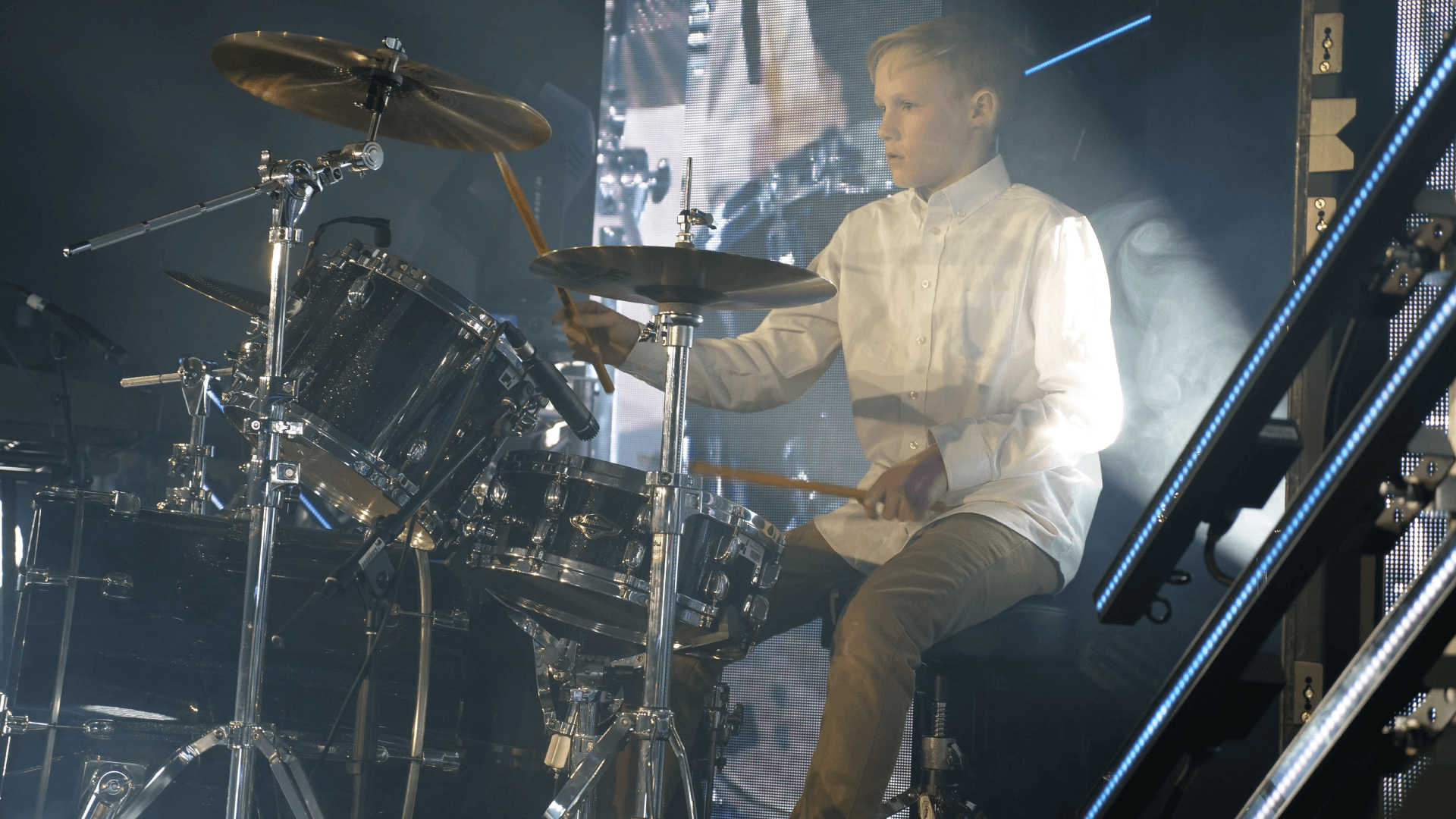 Learn to play the drums in Reno,NV - JamPro Music Factory